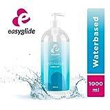 Easy Glide Intimate Gleitmittel auf Wasserbasis (1000 ml) Gleitmittel mildert Empfindungen...